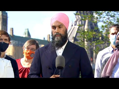 Singh says NDP will close loopholes benefiting billionaires, multi-national corporations