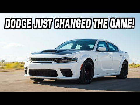 Downright Nasty: See tje 2021 Dodge Charger SRT Hellcat Redeye