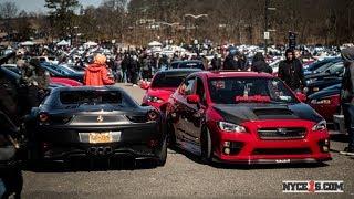 Nyce1s - March Madness Car Show 2018... Long Island, NY