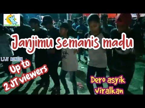 JANJIMU SEMANIS MADU, DERO  DJ PAGIMANA 2018