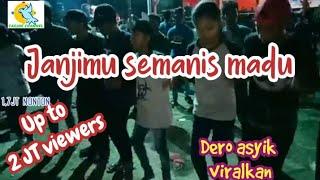 Download lagu JANJIMU SEMANIS MADU, DERO  DJ PAGIMANA, Voc. Alci Lasimbuna