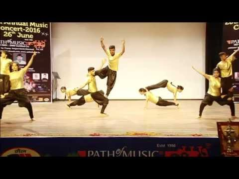 Hey Ganaraya ABCD 2 Dance Performance