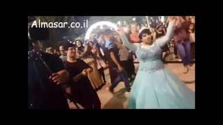 بالفيديو: حفل زفاف في فلسطين لـ30 فتاة بمتلازمة داون