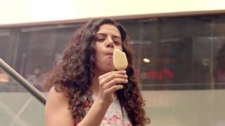 Arun Ice Creams iBar Mini TVC 2016 - Can't Take My Eyes off you
