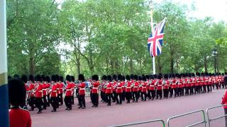 The Sash @ Trooping The Colour-16/06/2012.