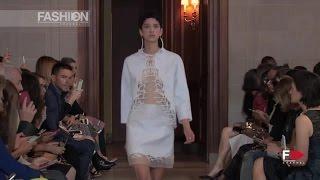 CAROLINA HERRERA Spring 2016 Full Show New York by Fashion Channel