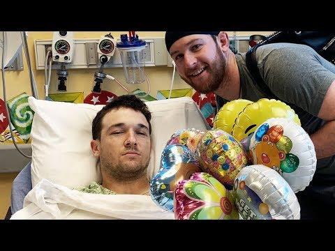 Elbow Surgery Vlog | Breg And The Boys Ep. 8