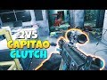 2v5 Capitao Defuser Clutch Ranked Moments Rainbow Six Siege mp3