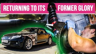 homepage tile video photo for Helping A Subscriber Get His Neglected Car Back On The Road
