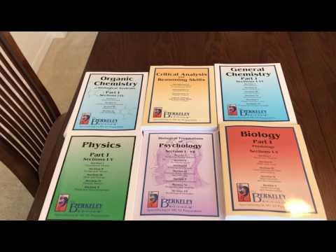 Berkeley Review MCAT books 2017 Initial Review