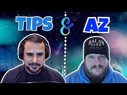 Az (HeelvsBabyface) Talks with Tip | Classic WoW