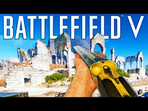 Shotguns are INSANE💥Fortress Mode Battlefield 5