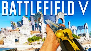 Shotguns are INSANE💥Fortress Mode Battlefield 5