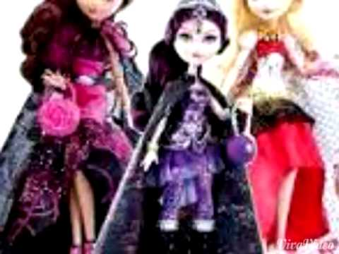 Ever After High Куклопедия
