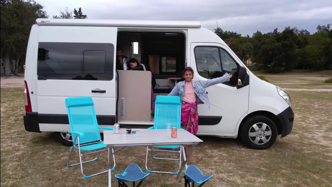 renault master 3 conversion camper van youtube. Black Bedroom Furniture Sets. Home Design Ideas