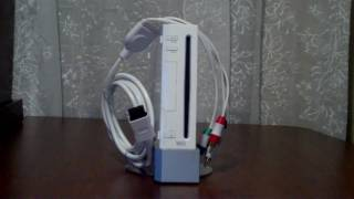 Wii Component Cable - Near HD-like gaming for the Wii!
