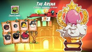 ANGRY BIRDS 2 THE ARENA – 7 LEVELS Gameplay Walkthrough Part 74