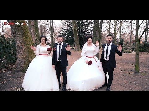 Wedding Clip 2017 - Zeki & Adul  - Demhat & Güle - by Evin Video