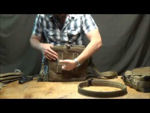 American Kami SHIIT Bag Video #3