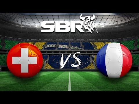 Switzerland vs France (2-5) 20/06/14 | Group E 2014 World Cup Preview
