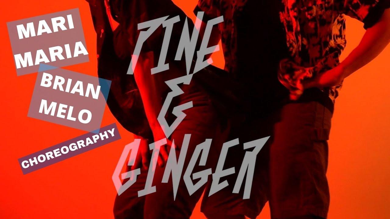 "Amindi, Tessellated, & Valleyz ""Pine & Ginger"" Choreography Mari Maria & Brian Melo"
