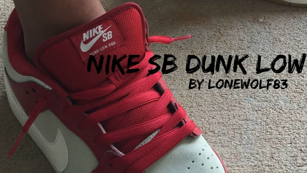 Nike SB Dunk Unboxing + On foot