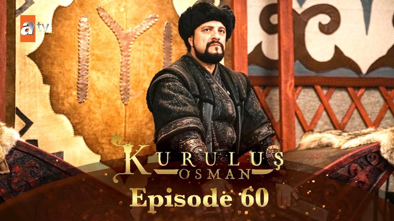Kurulus Osman Urdu | Season 1 - Episode 60