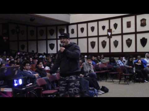 Motivational Speaking in Englewood Chicago