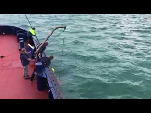 Offshore vessel Rescue