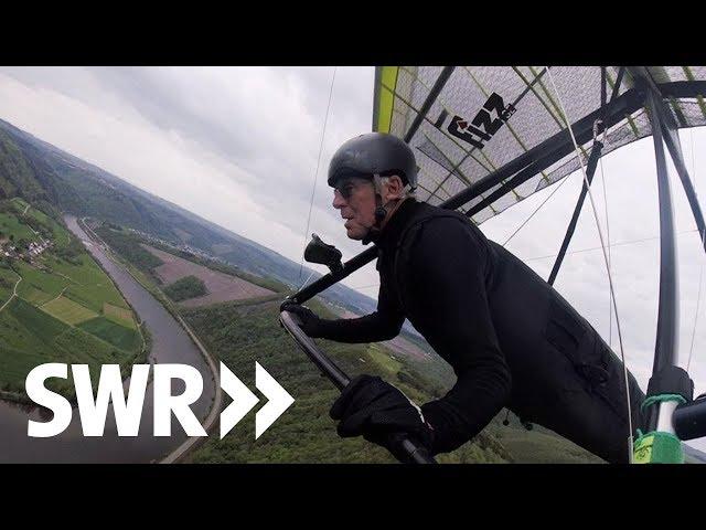 Der Traum vom Fliegen - Die Drachenbauer aus Trier | SWR made in Südwest