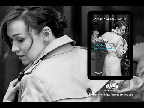"Vidéo Spot Radio Pocket ""Désolée je suis attendue"" Agnès Martin Lugand"