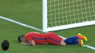CHILE CAMPEÃO! - Argentina 0 x 0 Chile Melhores Momentos Final Copa América 2016