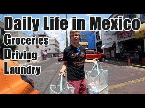 #103. Navigating Daily Life in Mexico (Guadalajara)