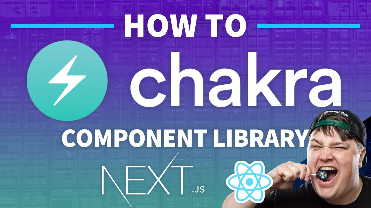 How to Use Chakra UI with Next.js and React App
