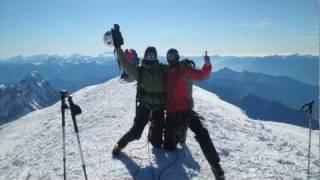 Mont Blanc - Full Route Goûter