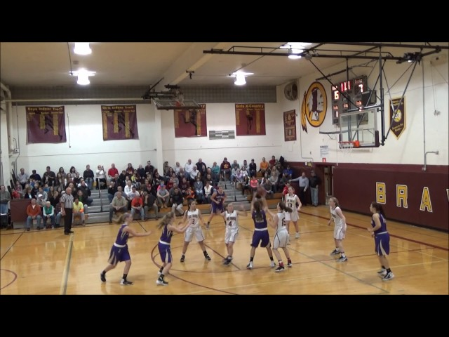 Game Highlights Girls Varsity: Johnstown vs Fonda