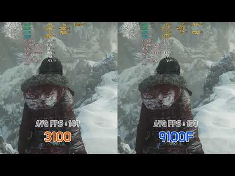 Ryzen 3 3100 и 3300Х УДЕЛАЛ Intel! ТЕСТИРУЮ В ПОПУЛЯРНЫХ ИГРАХ!