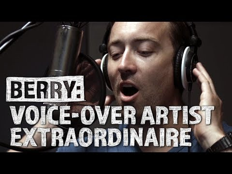 Berry: Voice-Over Artist Extraordinaire (Warning: NSFW audio)
