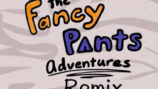 Fancy Pants Adventures Remix Full Gameplay Walkthrough