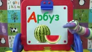 Азбука для Малышей Учим буквы Русский Алфавит буквы для детей