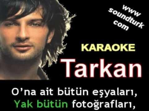 Tarkan - Gülümse Kaderine - (Yak Bütün Fotografları) karaoke