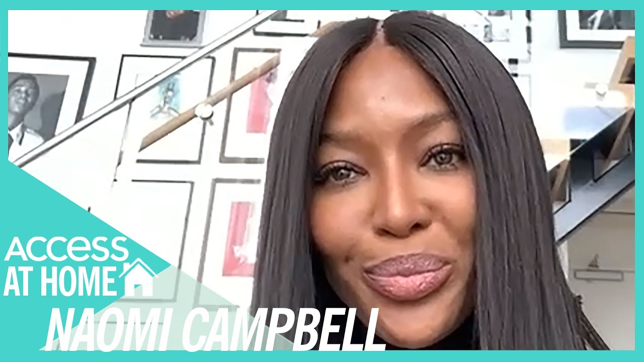 Naomi Campbell Says Self-Isolation Is A Time For Reflection: 'We Can Not Come Out Of This The Same'