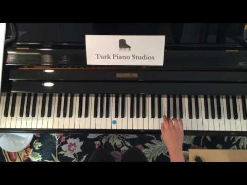 Suzuki Piano Book 1 - Twinkle Variation A