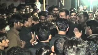 CHAKWAL PARTY IN SAID KHAN LAGHARI