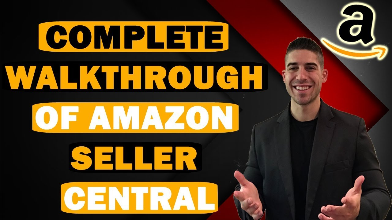 Amazon Seller Central Tutorial 2020 | FULL Walkthrough | How to Sell a Product on Amazon FBA (EASY)