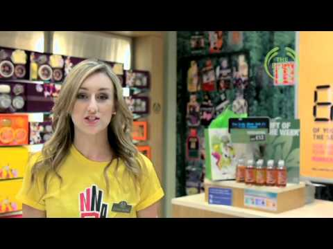 Stop Sex Trafficking - Ireland Handover - The Body Shop