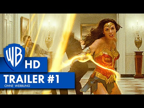 WONDER WOMAN 1984 - Offizieller Trailer #1 Deutsch HD German (2020)