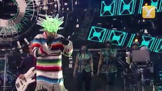 JAMIROQUAI -  Deeper Underground -  Festival de Viña del Mar 2018 #VIÑA #CHILE