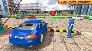 Car Parking Driver 3d - Android Gameplay - Free Car Games To Play Now