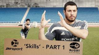 All Blacks Skills - Part 1 - Tricks at Training